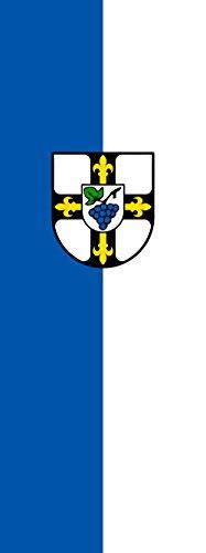 magFlags Drapeau Erlenbach | portrait flag | 6m² | 400x150cm