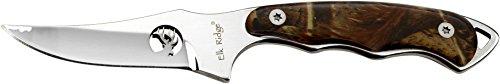 Elk Ridge Outdoormesser Hunter Camo beschichtet Griff, Gesamtlänge cm:  17,78, ELKR-1022 -