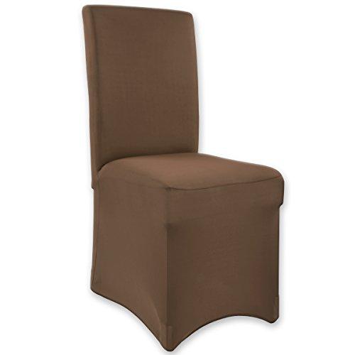 Gräfenstayn® fodera elasticizzata per sedia henry - in diversi colori per schienali tondi e quadrati in versione bielastica con certificazione oeko-tex standard 100: