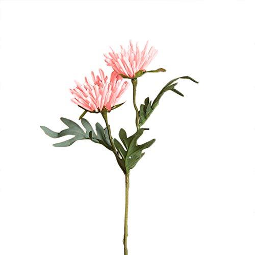 LOLIANNI Wohnkultur Dragon Claw Künstliche Blume Simulation Blume Hochzeit Bouquet Cafe Decor Party Decor