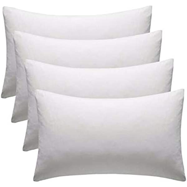 Cotton rich pillow case bag style