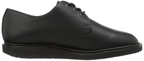 Dr. Martens Torriano Softy, Scarpe Derby Unisex - Adulto Nero
