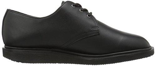 Dr. Martens Torriano Softy, chaussures à lacets mixte adulte Noir