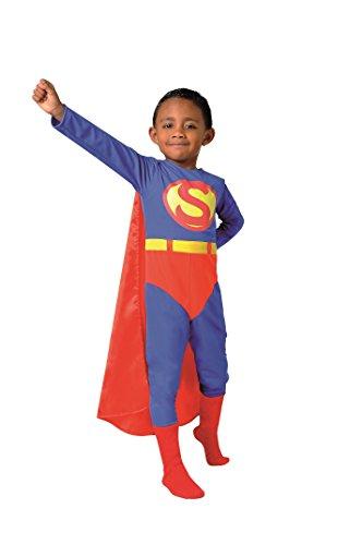 (Für Anzug Kinder Superman)