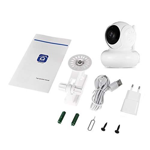 HD 1080P verdoppeln Antenne Kopfschütteln Lokale Alarm Innen Intelligente Kamera Home Security Wireless-LAN-Überwachungskamera Camcorder
