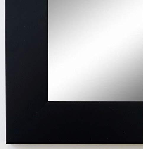 Online Galerie Bingold Spiegel Wandspiegel Badspiegel - Florenz Schwarz 4,0 - Handgefertigt - 200...