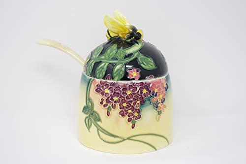 Old Tupton Ware Honey Pot Jam Ja...