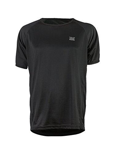 TAO Sportswear Herren T-shirt MULTISPORTS Black