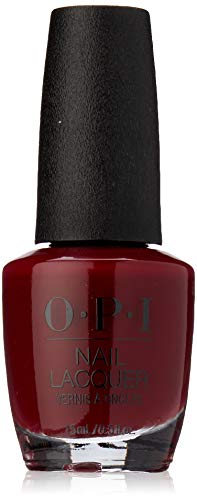 OPI Got The Blues For uñas rojo 15ml laca Classics
