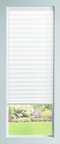 Bali Blinds Room Darkening Temporary Shade, 36x72, White by Bali Blinds