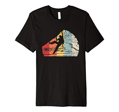 Klettern Shirt I Boulder Bouldern Climbing T-Shirt (Klettern Shirt)