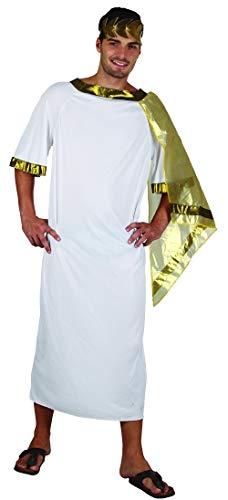 Costume imperatore romano uomo Taglia Unica