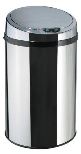 pradel-premium-095-poubelle-automatique-inox-33l-avec-separateurs-de-sacs