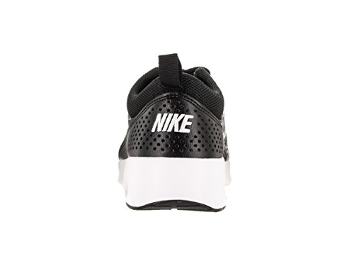 Nike Wmns Air Max Thea Print, Sneaker Donna Nero/Bianco