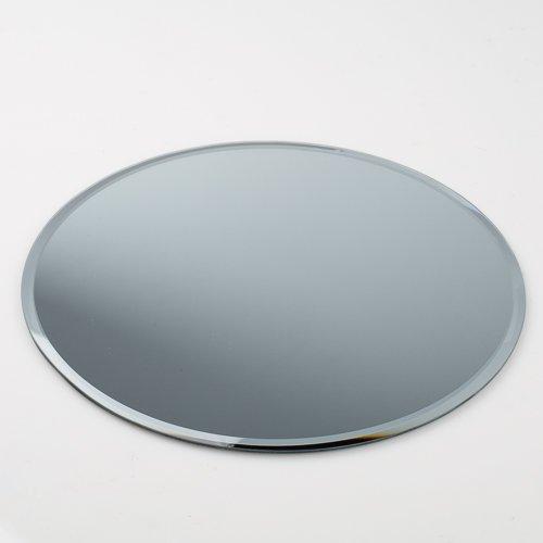 Eastland® Rund Spiegel Tisch Decor 30,5cm Set von 10