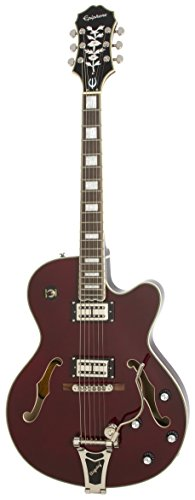 EPIPHONE EMPEROR SWINGSTER   GUITARRA ELECTRICA  COLOR WINE RED