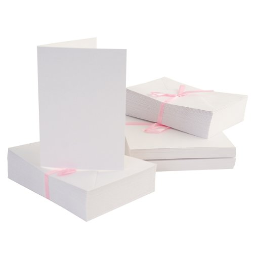Anita's Blank Cards and Envelopes - Paquete 100 sobres