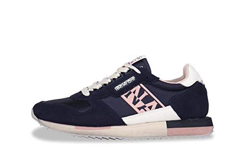 Napapijri Vicky Damen Sneaker Blau, Größenauswahl:39