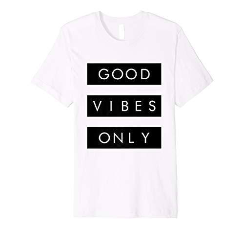 Herren good vibes nur WHT T-Shirt Herren Sneaker Köpfe Basketball Schuhe -