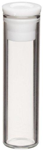 Sujetadores plástico cristal borosilicato 60831d-843cilíndrico