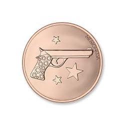 Moneda Aim High Pistol Mi...