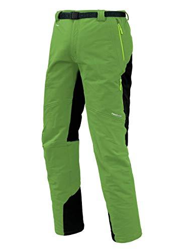 Trangoworld pc007744 – 6yt-xlc Pantalon Long, Homme, Vert/Gris (Ombre Foncé), XL