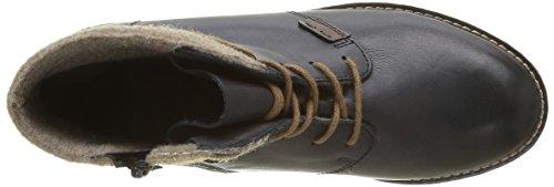 Remonte R3332, Bottes Rangers Femme Bleu (Lake/Chestnut/Wood / 14)