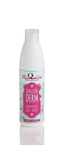 Requal Shampoo Sensitive-Derm per Cani e Gatti