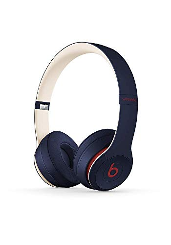Casque Beats Solo3 sans fil - Beats Club Collection - Bleu foncé Club