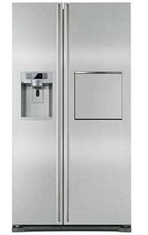 Samsung RS61782GDSP frigo américain - frigos américains (Autonome, Argent, Américain,