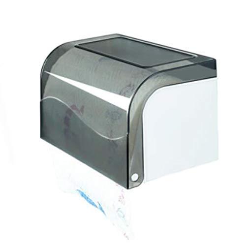 LYLLYL Tissue-Box Bad Tissue Box wasserdicht Papierhandtuchhalter frei Stanzen Rack Küchenablage Tissue-Box