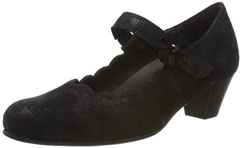 Gabor Shoes Damen Comfort Basic Pumps, Schwarz (Schwarz 97), 38 EU
