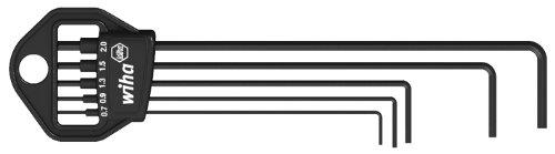 Wiha Sechskant-Stiftschlüsselsatz im Classic Halter (352 HM5B)