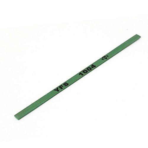100 mm x 4 mm x 1 mm 180 # Borid Abrasives Schleiföl Steingrün