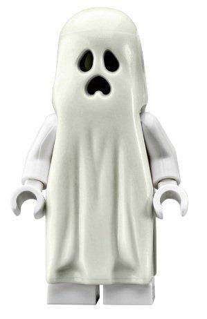 LEGO Monster Fighters - Minifigur Geist (nachtleuchtend)