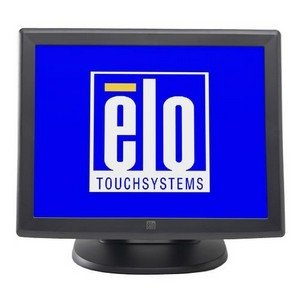 """Elo Touch Solutions Inc Touchscreen - Elo Touch Solutions, Inc - Elo 1000 Series 1515L Touch Screen Monitor - 15"""" - Surface Acoustic Wave - 1024 X 768-4:3 - Dark Gray""""Product Category: Computer Displays/Touchscreen Monitors"""""""