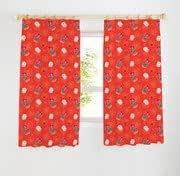 England Official Rugby RFU 66 x 54 Ready Made Curtains Boys & Girls Bedrooms by Zap