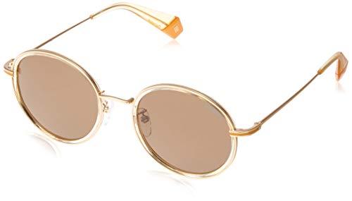 Polaroid occhiali da sole pld 6079 fs 40g sp oro giallo lenti polarizzate