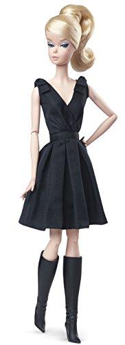 Mattel Barbie DKN07 - Barbie Fashion Model Collection Black Dress