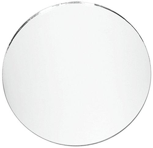 Knorr prandell 6.225.250 25 Millimetri 4 Pezzi Decorativi Specchio Tondo, Argento