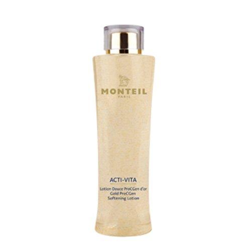 Monteil Acti-Vita ProCGen Gold Softening Lotion unisex, 1er Pack (1 x 200 ml)