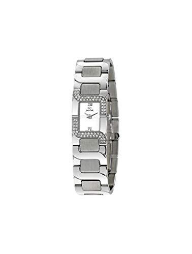 Jaguar J449/1-Uhr, Edelstahl-Armband