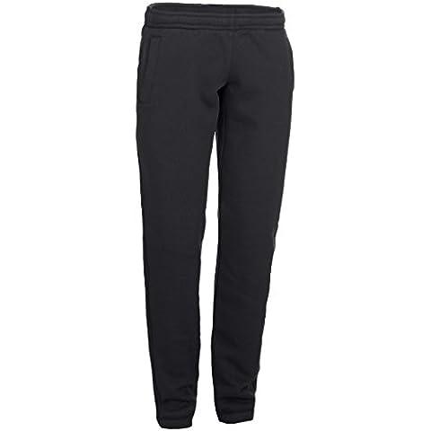 Select - Pantalón de chándal para mujer negro negro Talla:medium