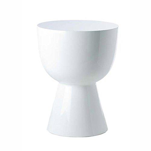 Unbekannt Hocker Tam Tam weiß - pols potten -