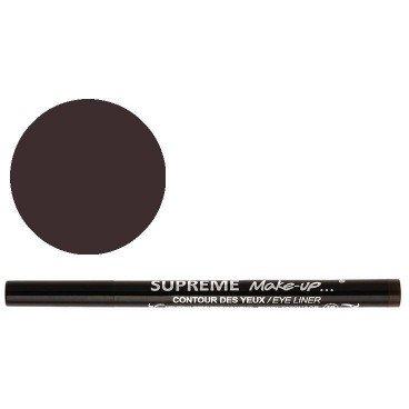 Supreme Make Up Feutre Semi-Permanent Effet Tatouage Contour des Yeux Brun 1ml