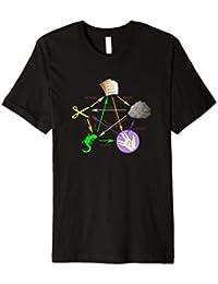 Kinder Jungen Mädchen Big Bang Theory Gesichter T-Shirt Geek Nerd Sheldon Cooper