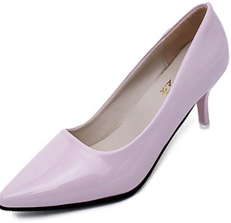 ZQ Chaussures de mujer-tac ¨ ® n stiletto-tacones-tacones-boda/extérieur/bureau et travail/robe/Casual/fête et...B01KFC66DMParent et...B01KFC66DMParent travail/robe/Casual/fête 9538af
