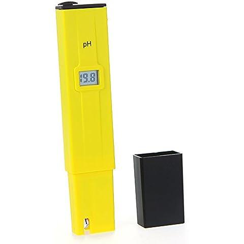 SaySure - Digital LCD PH Meter Tester Pocket Pen Aquarium Pool laboratory