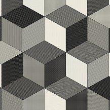 Cubes Grau Tabelle Vinyl Bodenbelag * * PROBE nur * *