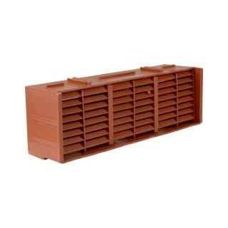9 x 3 Air Brick Terracotta